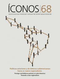 Revista Íconos No. 68, sep. 2020